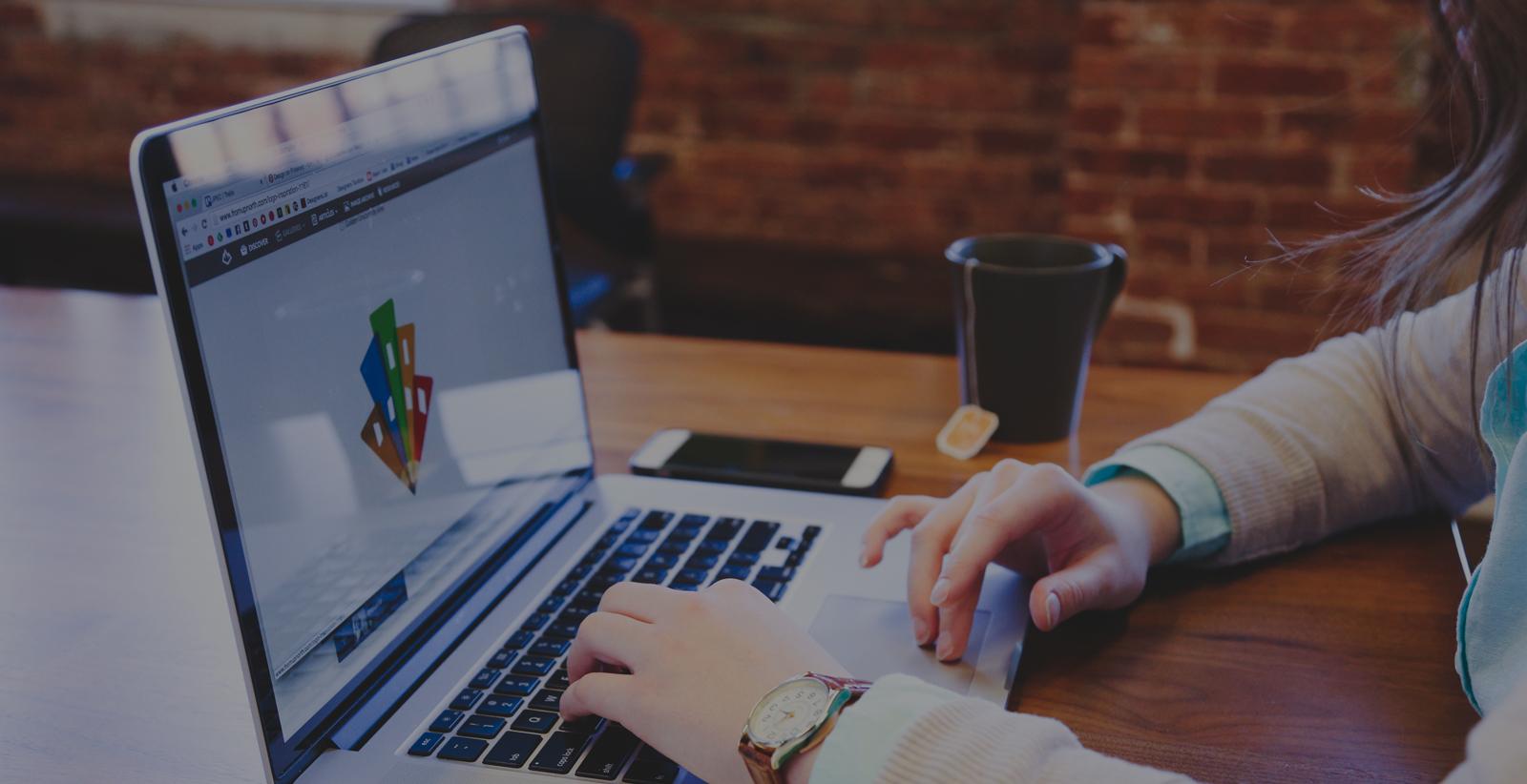hiring a web designer front end developer