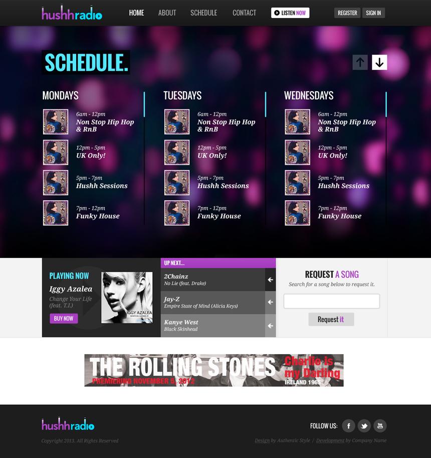 schedule creator online