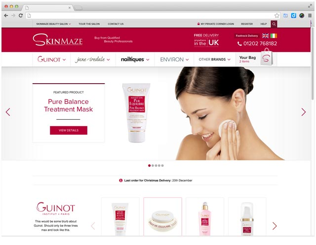 web-design-for-beauty-salon