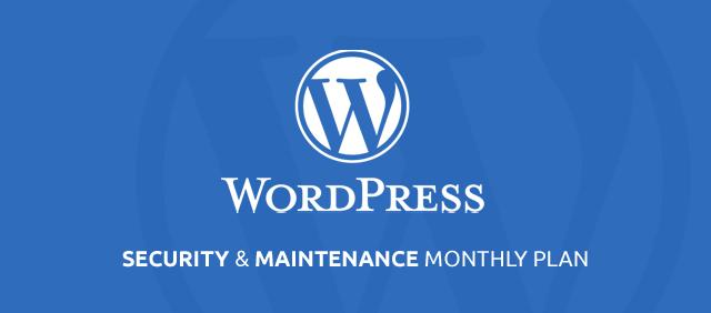 wordpress-security-maintenance-monthly-plan