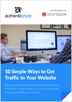 Increase your websites traffic
