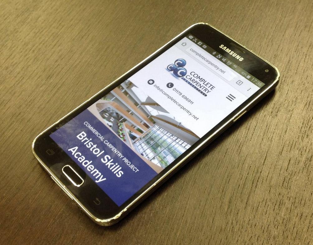 carpentry-contracors-bristol-mobile-website