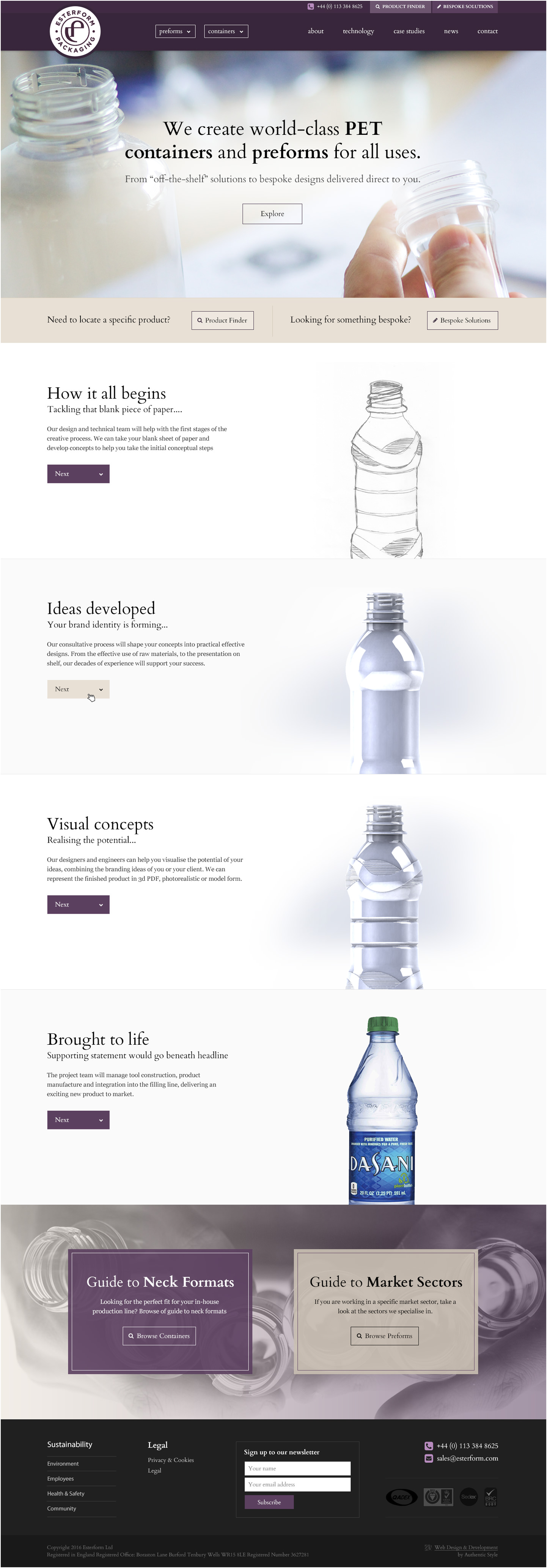esterform-web-design-homepage-2