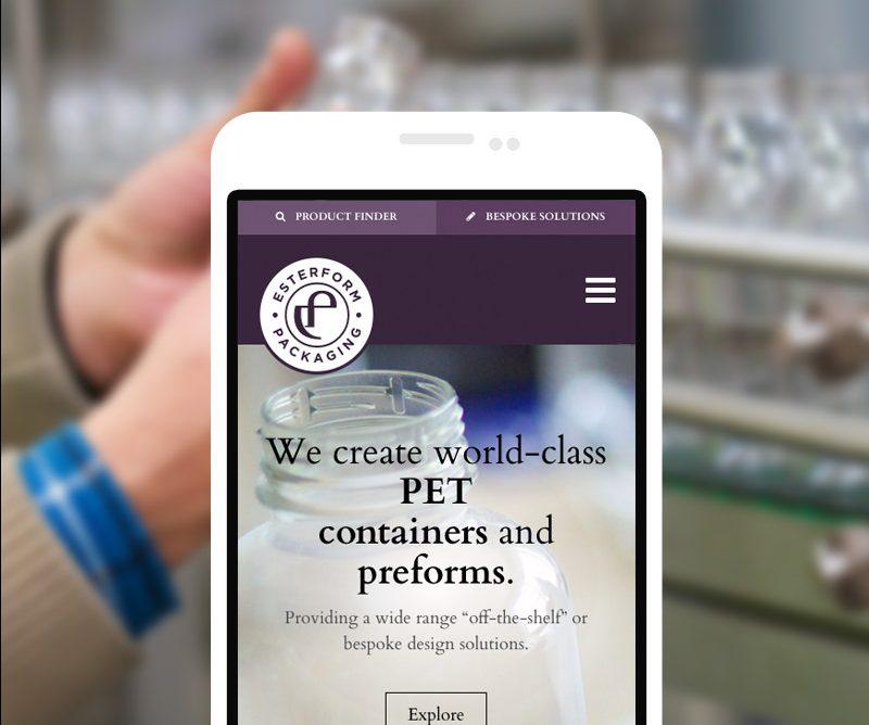 mobile-web-design-packaging-company-esterform