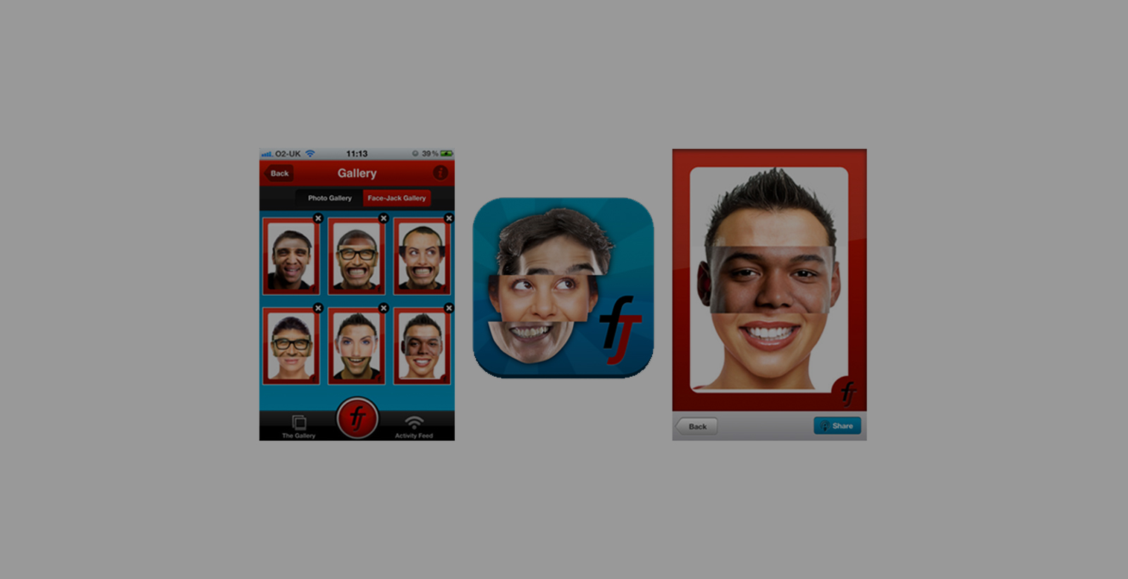Face jack me iphone app design authenticstyle for Who can design an app for me