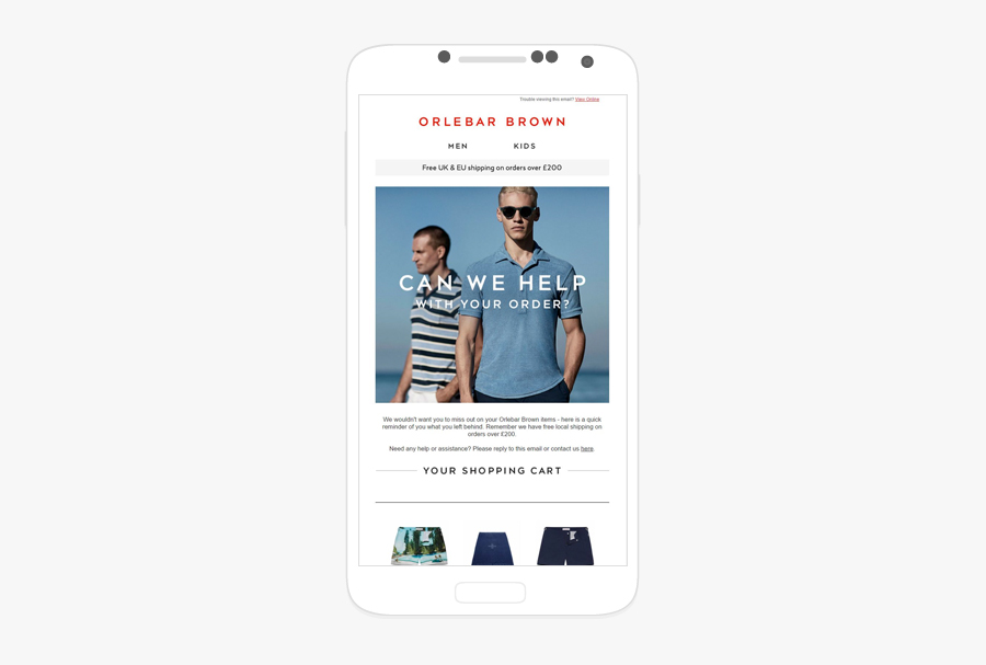 authenticstyle-How to improve your ecommerce conversion rate on mobile 3