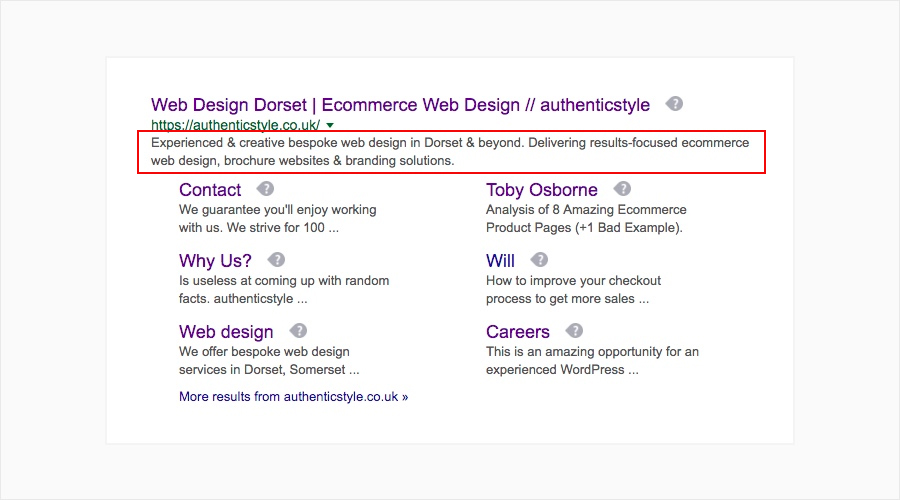 authenticstyle-How important are meta descriptions for ecommerce websites? 7