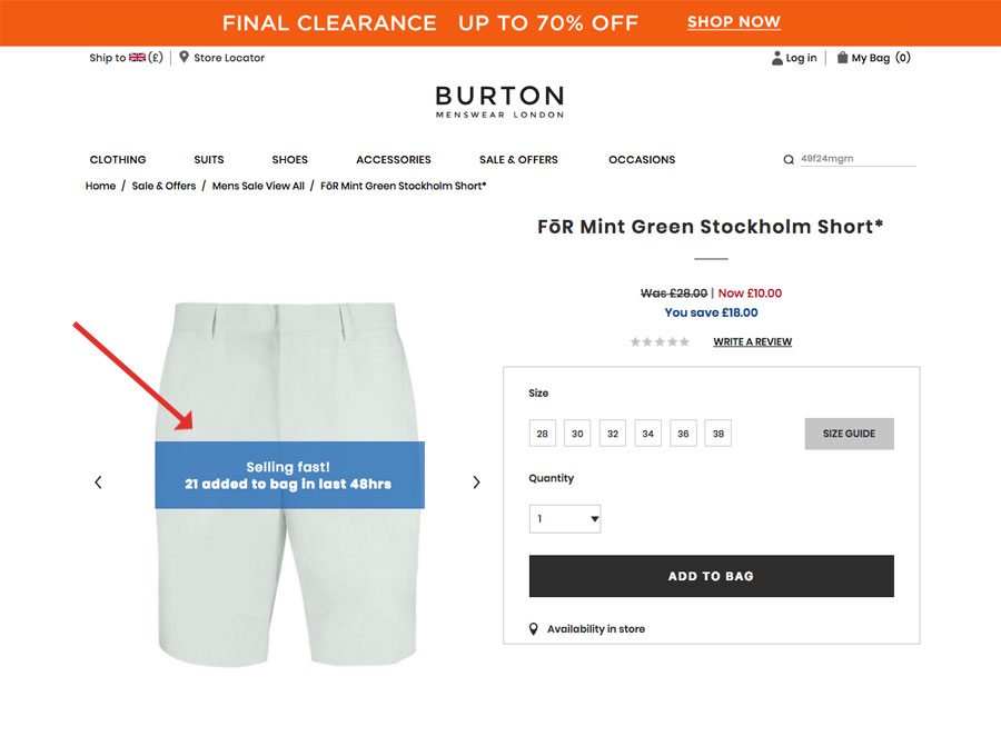 authenticstyle-15 genius tips to enhance your ecommerce product pages