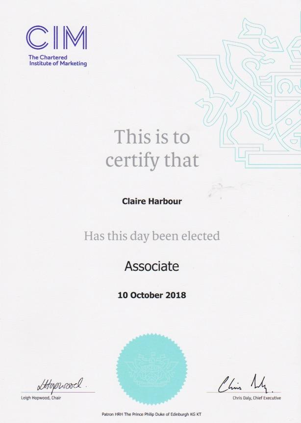 authenticstyle-The CIM Qualification