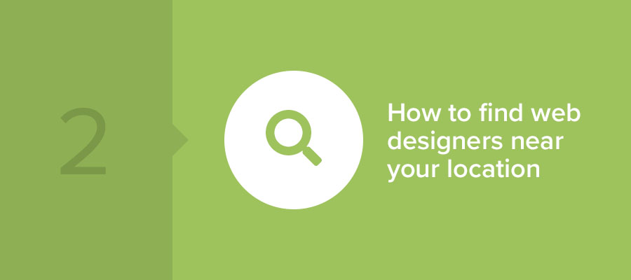 How to find the best web designers near me?